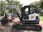 Bobcat E85, Crawler Excavators, Construction Equipment