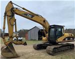 Caterpillar 320CL, Crawler Excavators, Construction Equipment