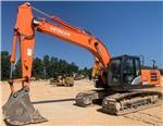 Hitachi ZX210 LC-6, Crawler Excavators, Construction Equipment
