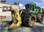 John Deere 843J, Feller Bunchers, Forestry Equipment