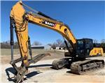 Sany SY365C, Crawler Excavators, Construction Equipment