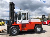 Kalmar 10-600, Dieseltrukit, Materiaalinkäsittely