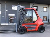 Linde H60D-03, Dieseltrukit, Materiaalinkäsittely