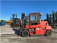 Kalmar DCD 70-6H, Dieseltrukit, Materiaalinkäsittely