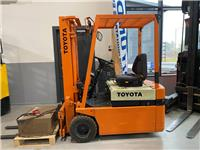Toyota 2FBE13, Sähkötrukit, Materiaalinkäsittely
