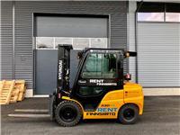 Hyundai 33D-9, Dieseltrukit, Materiaalinkäsittely