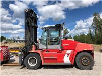 Kalmar DCE 150-6, Dieseltrukit, Materiaalinkäsittely