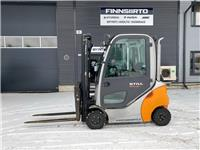 Still RX70-20, Dieseltrukit, Materiaalinkäsittely