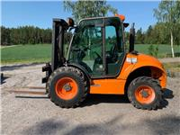 Ausa C250 Hx4, Dieseltrukit, Materiaalinkäsittely