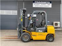 ABT FD 425, Dieseltrukit, Materiaalinkäsittely