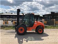 Ausa C350 Hx4 maastotrukki, Dieseltrukit, Materiaalinkäsittely