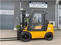 Hyundai HDF30-5, Dieseltrukit, Materiaalinkäsittely