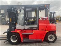 Kalmar DCF 70-6, Dieseltrukit, Materiaalinkäsittely