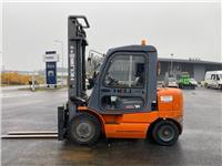 Heli CPCD35, Dieseltrukit, Materiaalinkäsittely