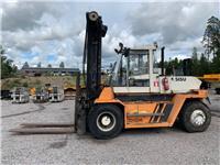 Sisu TD1206-A1650, Dieseltrukit, Materiaalinkäsittely