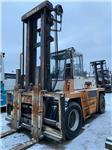 Valmet TD1206A-A1250, Dieseltrukit, Materiaalinkäsittely