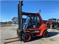 Linde H80D-03, Dieseltrukit, Materiaalinkäsittely