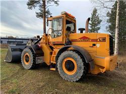 Ljungby L18 välutrustad, nya vinterhjul