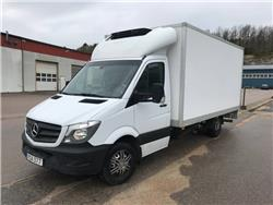 Mercedes-Benz Sprinter 316 cdi Kyla Skåp lift