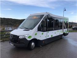 Mercedes-Benz Mellor Strata Buss -19 22 pass