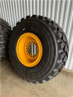 Michelin XHA2 20,5R25  nya på fälg 4st