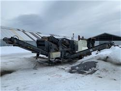 Metso Nordberg LT3054 larvkross med 2däckad sikt