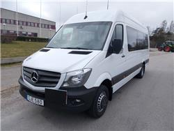 Mercedes-Benz Sprinter 516 cdi Buss 19 pass/ lift -18