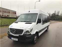 Mercedes-Benz Sprinter 519 CDI 19 pass/Lift -18