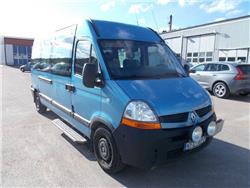 Renault Master Buss 13 pass/ramp -10