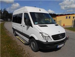 Mercedes-Benz 316 CDI  8platser/Lift -13