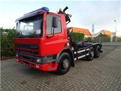 DAF 75-240 ATI hook lift/Haakarm, Hook lift trucks, Transportation
