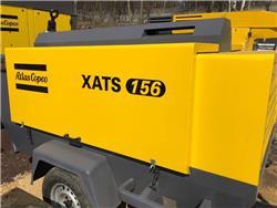 Atlas Copco XATS 156, Compressors, Construction