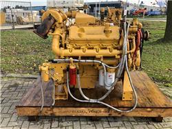 Caterpillar 3408 - Industrial Engine - 358 kW - 67U, Industrial Applications, Construction