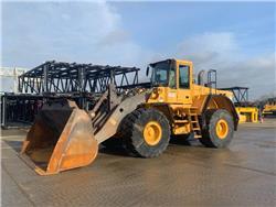 Volvo L 180 E, Wheel loaders, Construction