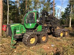 John Deere 1210 E, Forwarder, Forstmaschinen