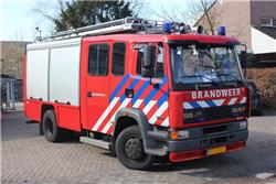DAF 55-210TI, Fire trucks, Transportation
