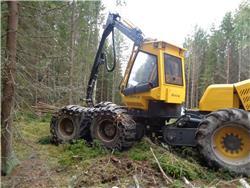 Eco Log 560E, Skördare, Skogsmaskiner