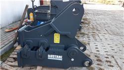 Mustang FM20, Nożyce, Maszyny budowlane