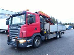 Scania G420 6x2*4 Palfinger PK27002 SH, Crane trucks, Transportation