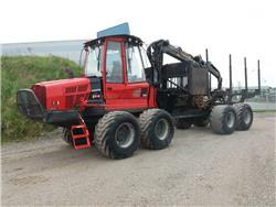 Komatsu 865, Forwarders, Forestry Equipment