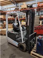 UniCarriers AG1N1L18Q, Electric forklift trucks, Material Handling