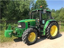 John Deere 6430, Traktorid, Põllumajandus