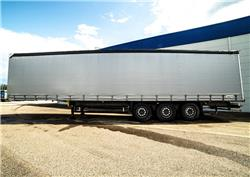 Schmitz Cargobull Trailer i nyskick, Curtain Side Trailers, Trucks and Trailers