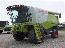 CLAAS Lexion 650, Kombainid, Põllumajandus