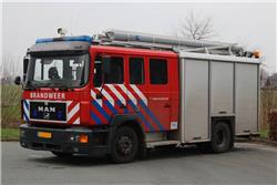 MAN 14-224 MLF Ziegler, Fire trucks, Transportation