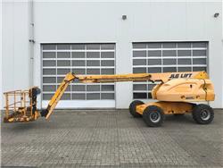 JLG 460SJ, Boom Lifts, Construction