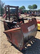 Redrock kuilhapper met hefmast, Forage wagons, Agriculture