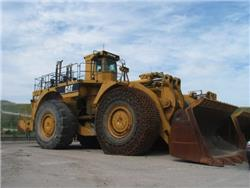 Caterpillar 994 L192, Wheel Loaders, Construction Equipment