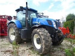New Holland T 7.270 AC, Traktorid, Põllumajandus