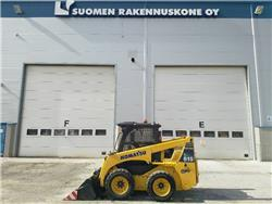 Komatsu SK815-5, Skid Steer Loaders, Construction Equipment
